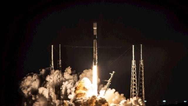 SpaceX / EFE