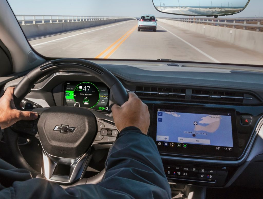 Chevrolet vehículos eléctricos