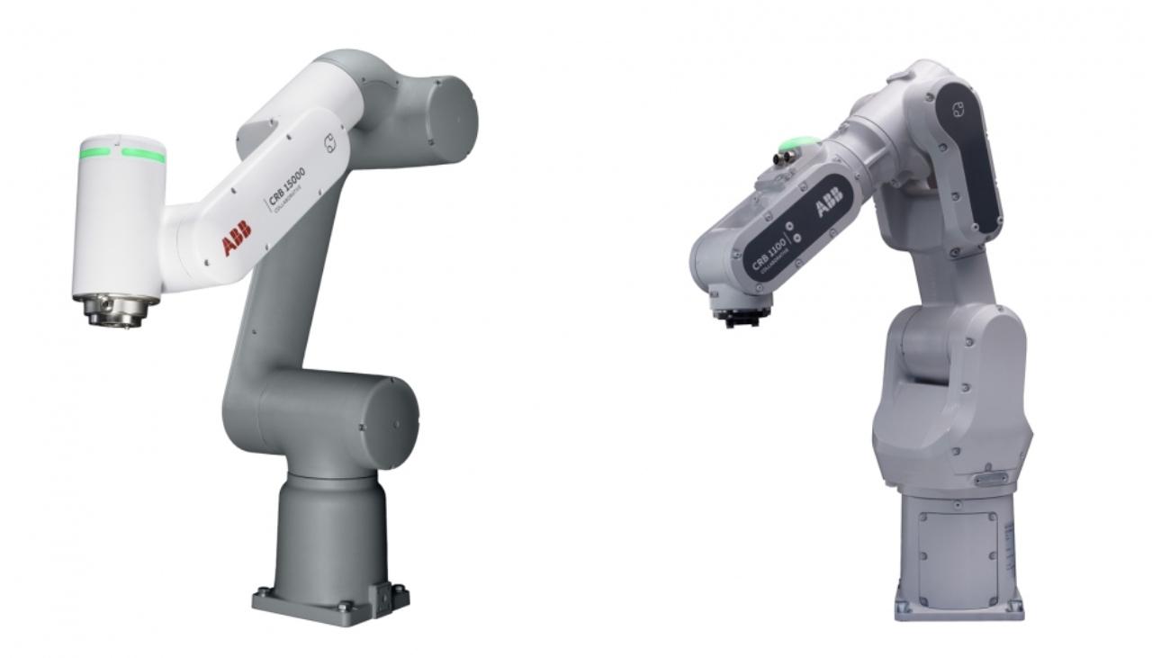 ABB lanza robots colaborativos que garantizan seguridad humana ante el Covid-19