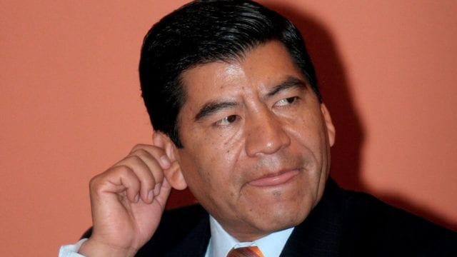 Mario Marín Detienen a exgobernador mexicano acusado de torturar a una periodista