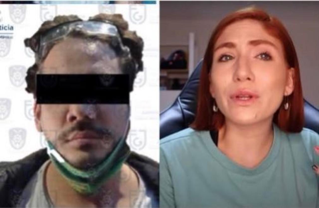 Detienen al youtuber Rix, acusado de abuso sexual contra Nath Campos