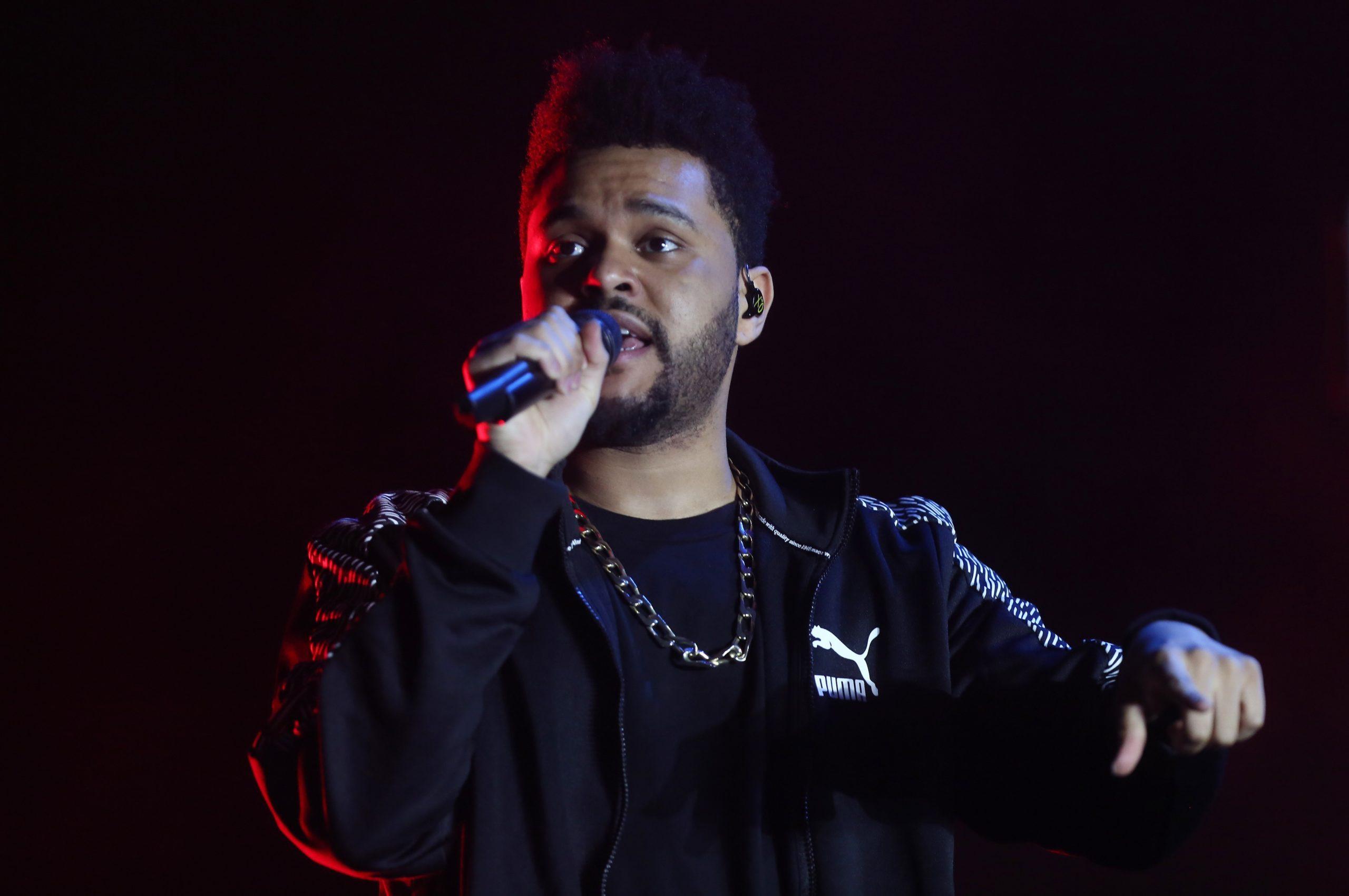 The Weeknd: Armonías  reconocidas por Elton John