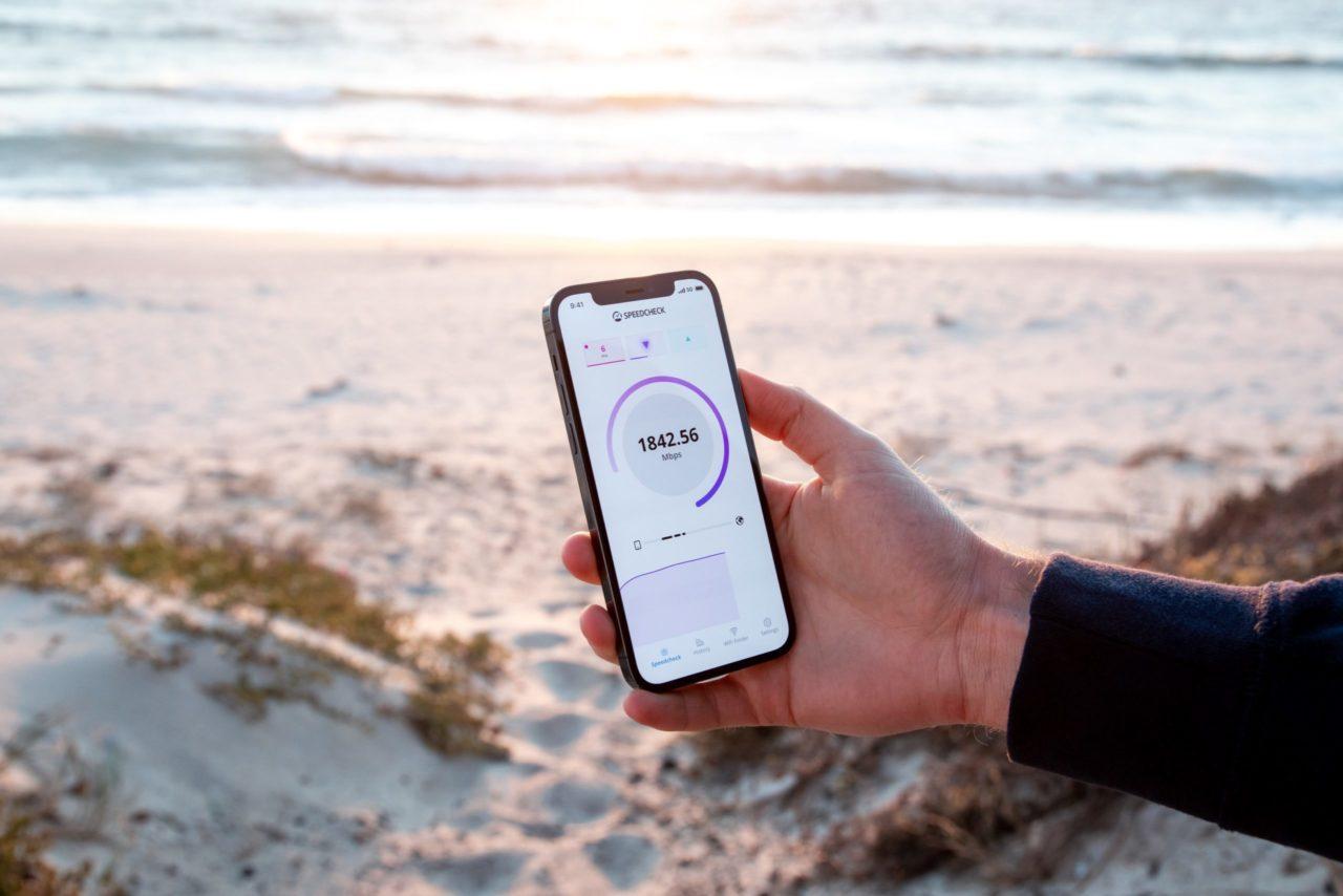 Esta app revela que la red 5G ya se está implementando en México