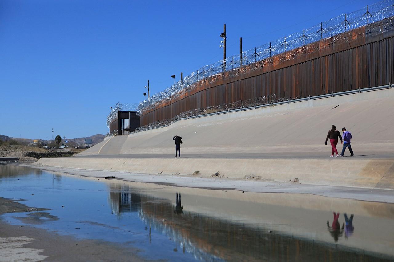 HRW detecta extorsiones y plagios de migrantes en la frontera México-EU