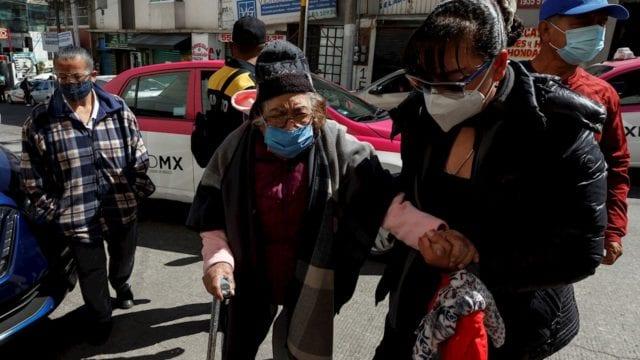Vacunación México / EFE