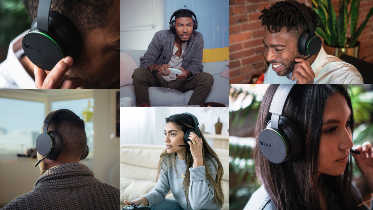 Conoce los audífonos inalámbricos de Microsoft para Xbox Serie X|S