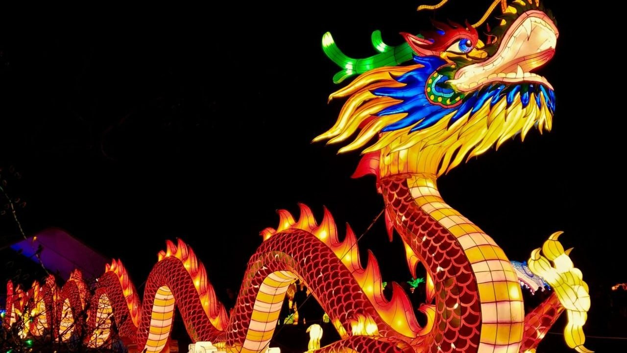 Año Nuevo Chino buey