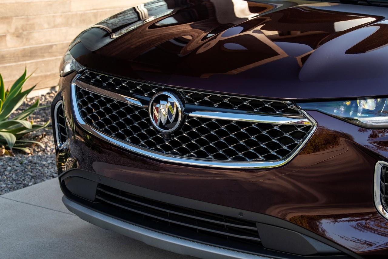 Buick Envision, la SUV compacta premium llega a México
