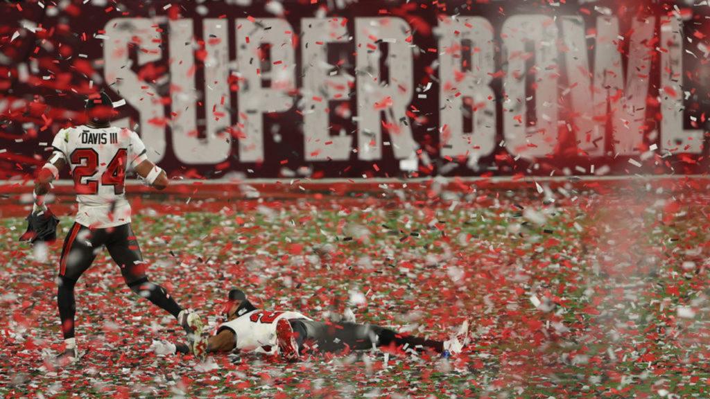 Super Bowl LV Carlton Davis