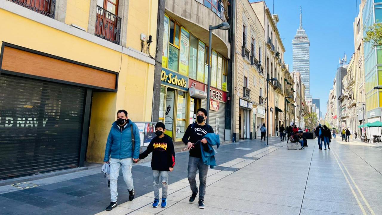Comercios de la CDMX alistan apertura en semáforo naranja