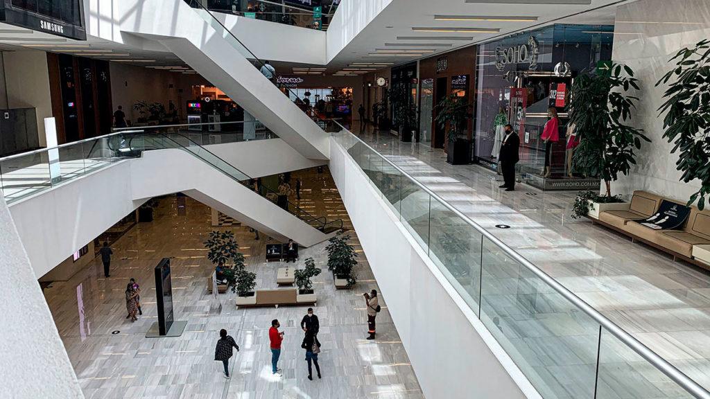 Centro comercial Plaza Carso