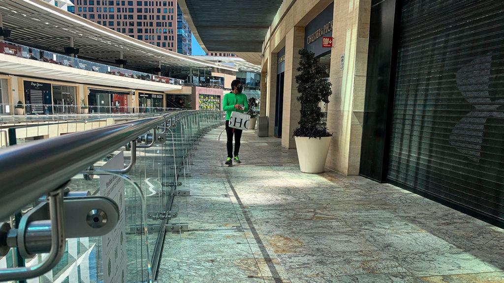 Centro comercial Plaza Antara