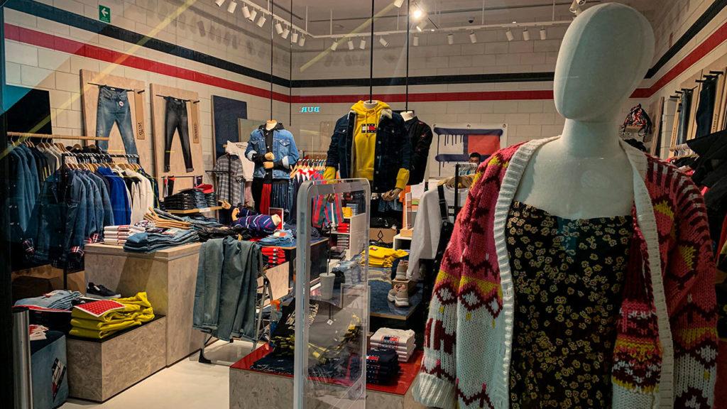 Centros comerciales Plaza Antara