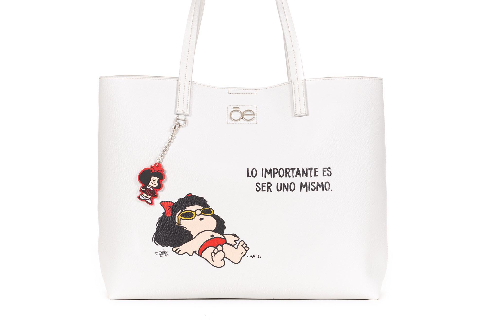 Mafalda conmemora a la mujer en esta singular colección