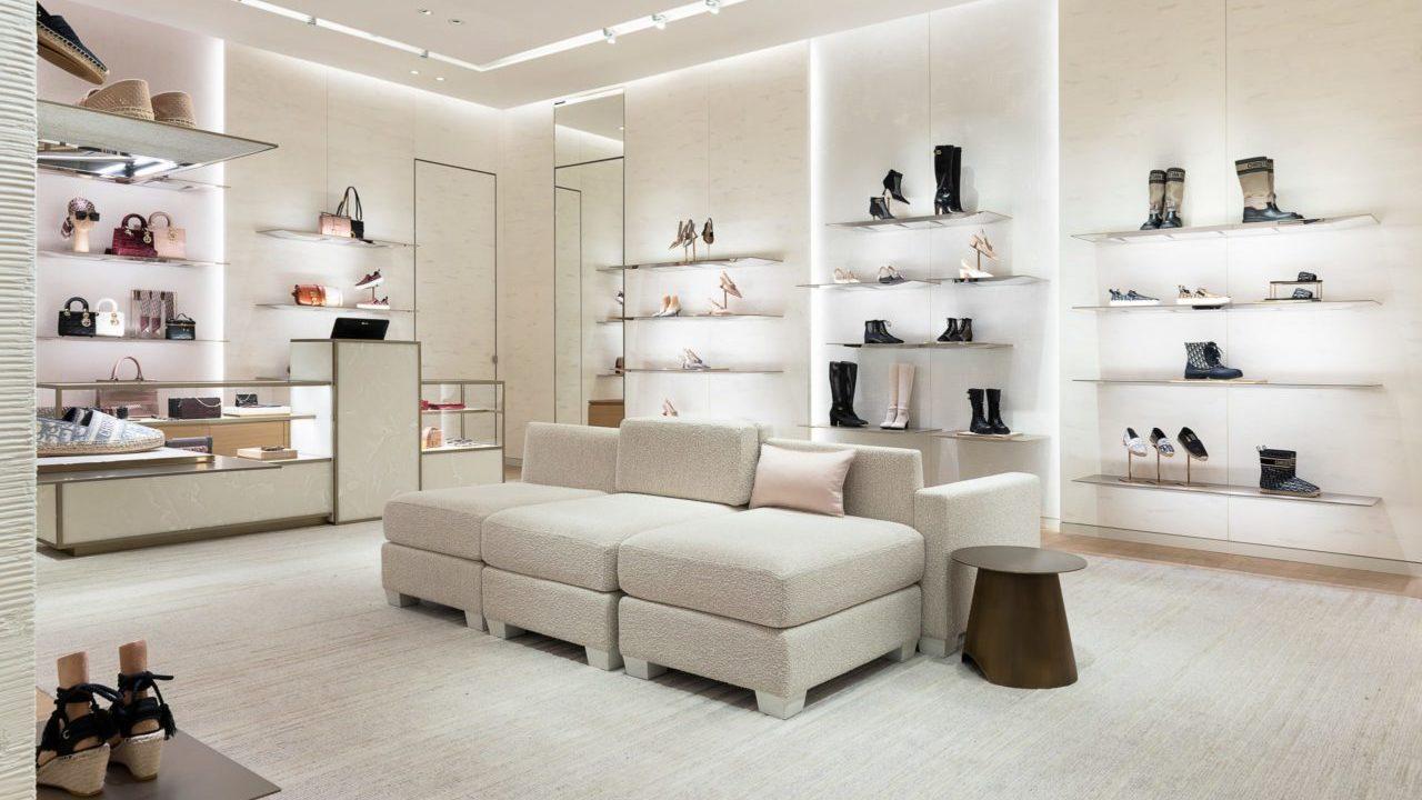 Dior inaugura boutique estilo Louis XVI en la Ciudad de México