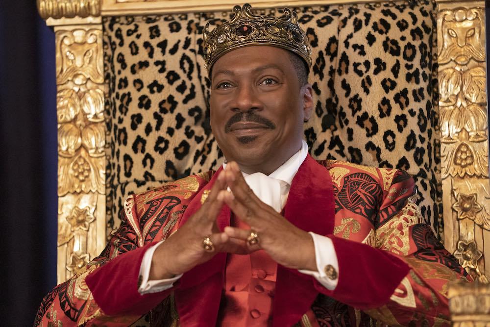 Eddie Murphy roba carcajadas con nuevo trailer: 'Un príncipe en Nueva York 2'