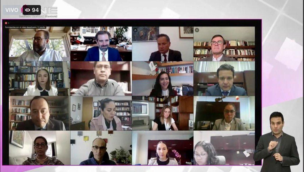 INE y UIF podrán intercambiar información sobre candidatos y partidos