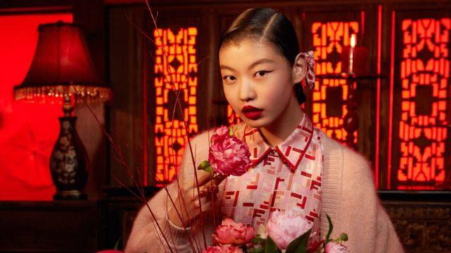 Fendi Año Nuevo Chino
