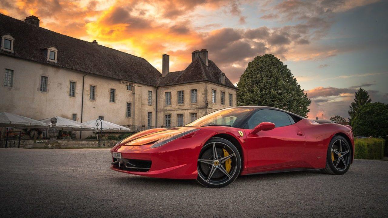 ¿Ferrari lanzará su primer auto deportivo 100% eléctrico?