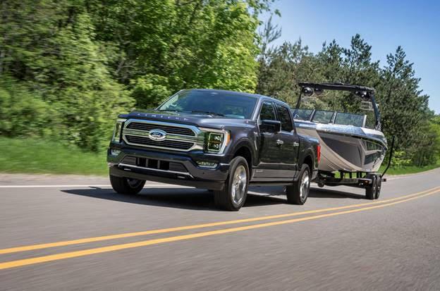 La nueva apuesta de Ford ofrece una capacidad de arrastre de más de 6,000 kg