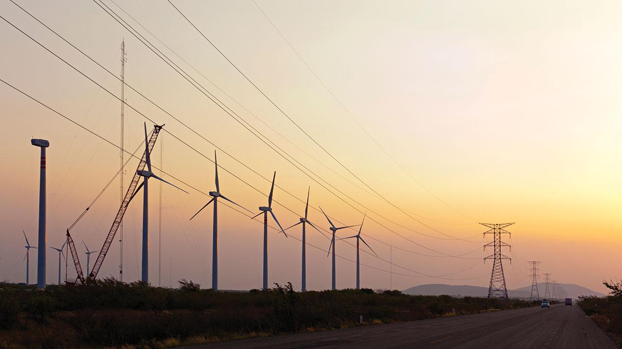 Desarrollo del parque eólico Gunaa Sicarú en Oaxaca continúa: EDF