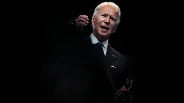 President Joe R. Biden (P-W febrero pag. 16)