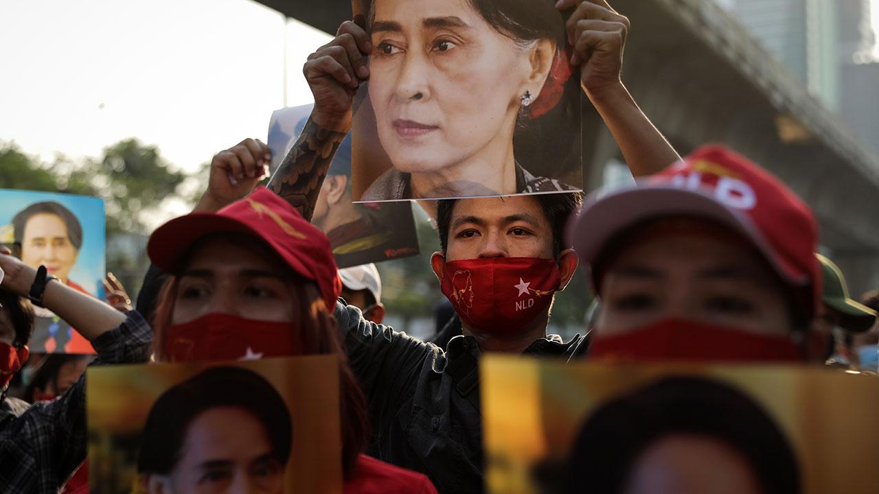 Consejo de Seguridad de la ONU pide la liberación de Suu Kyi en Myanmar