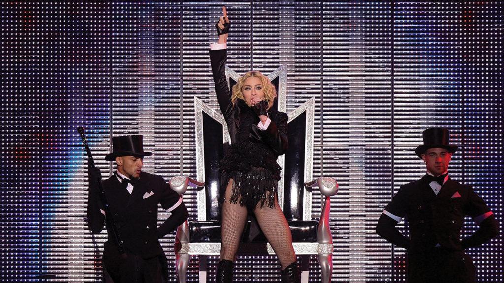 Madonna ( P-W febrero pag. 44)