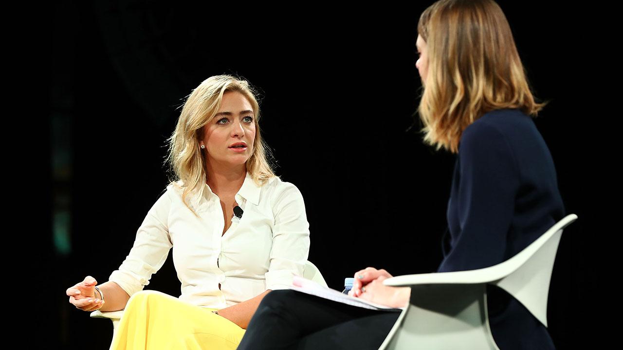 CEO de Bumble se convierte en la multimillonaria más joven del mundo
