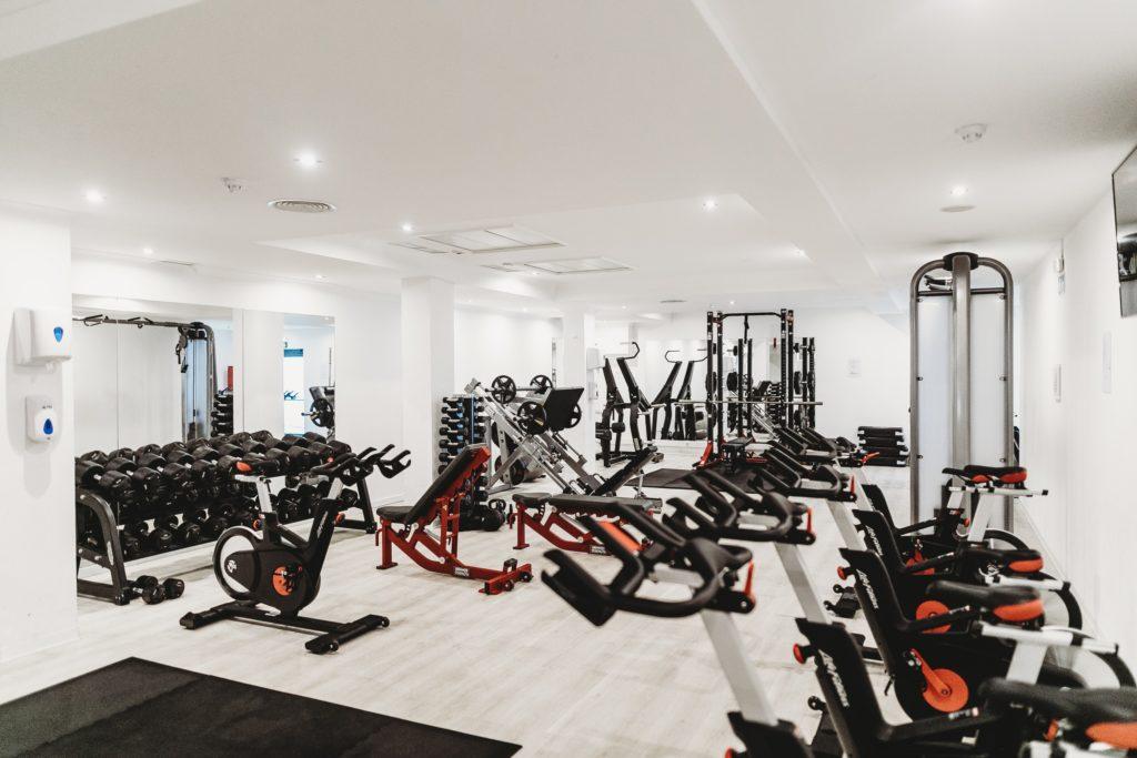 Fitness centers Sport City deporte