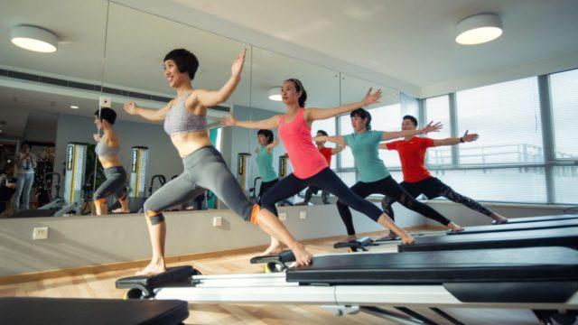 Realizar ejercicios