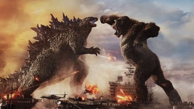 Godzilla Kong películas Netflix
