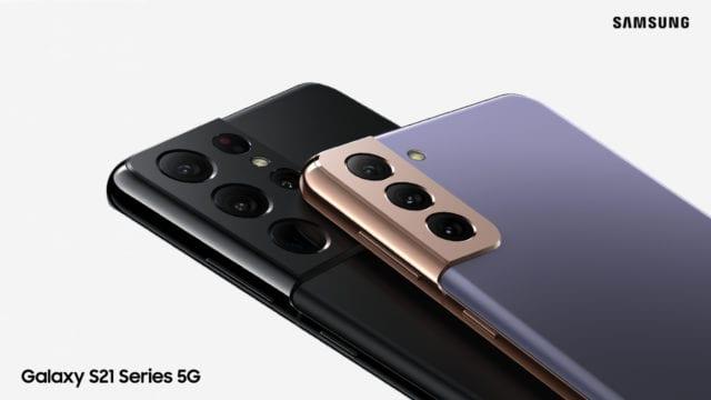 Serie Galaxy S21 5G