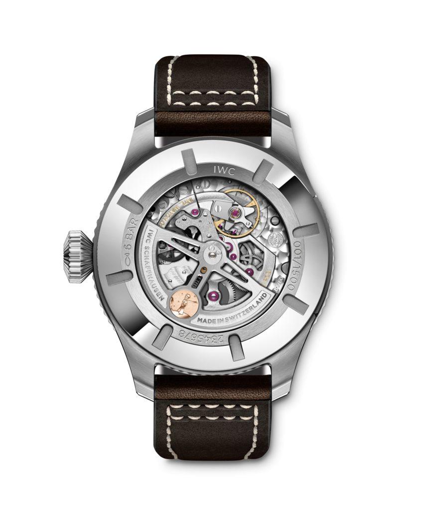 alta relojería IWC