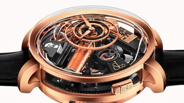 El Padrino reloj