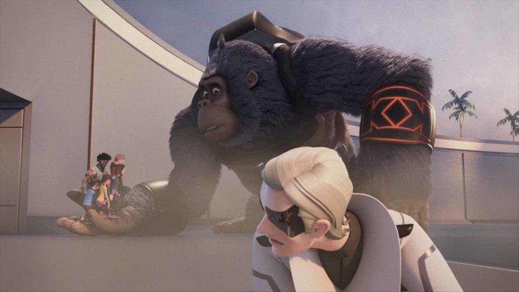 Kong Godzilla Netflix