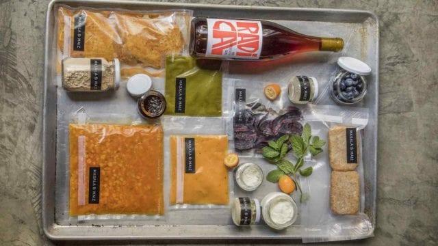 la caja vive experiencia gastronómica