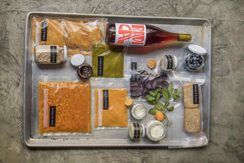'La caja vive', la experiencia gastronómica que nace con compromiso social