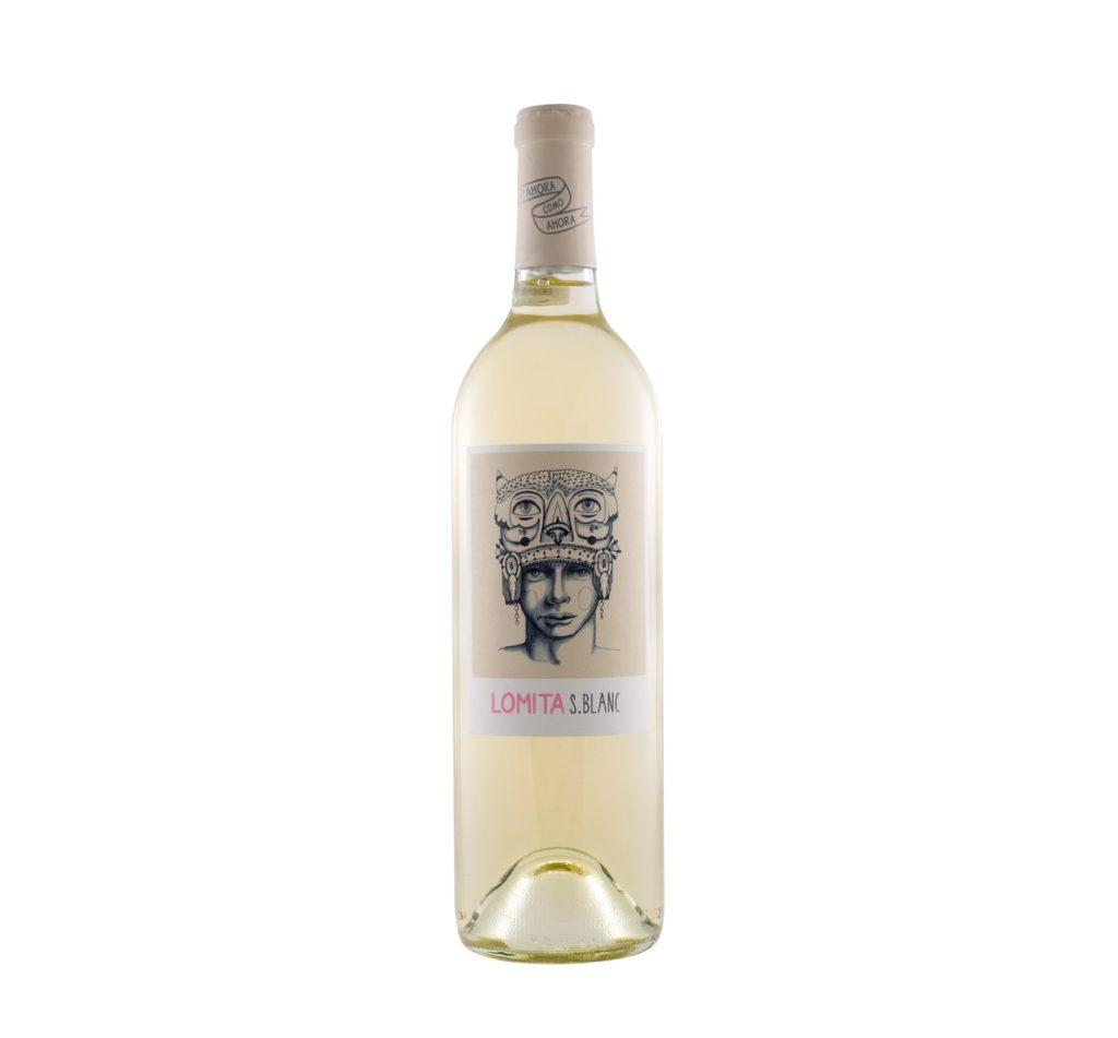 Vinos mexicanos Lomita Sauvignon Blanc