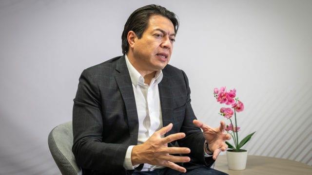 Mario Delgado presidente nacional de Morena3
