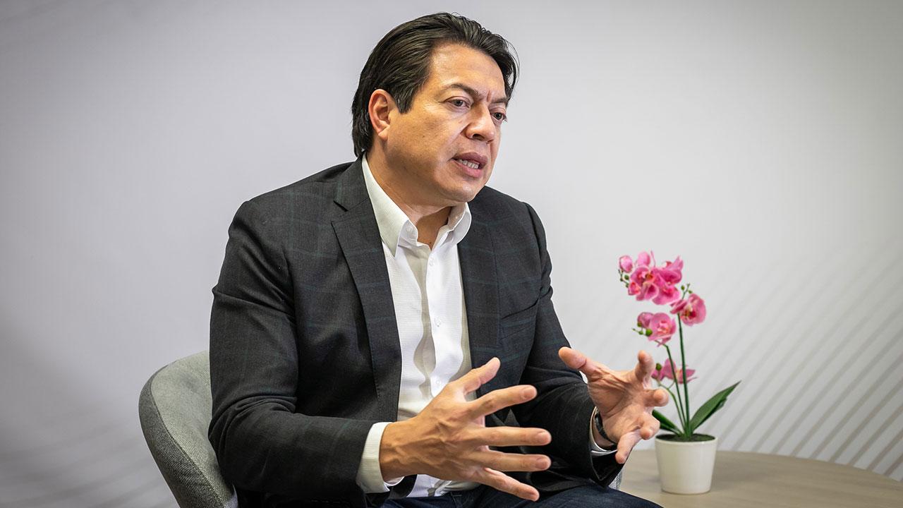 'Derecha naranja' está con  el PRIAN, dice Delgado tras declinación de Bours