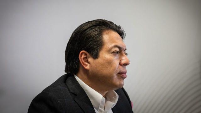 Mario Delgado presidente nacional de Morena7
