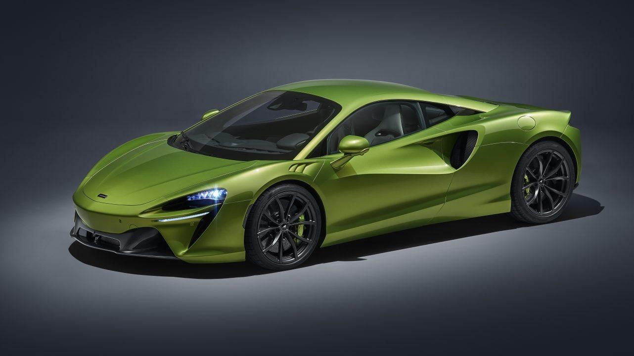 McLaren: La nueva era de los superdeportivos híbridos