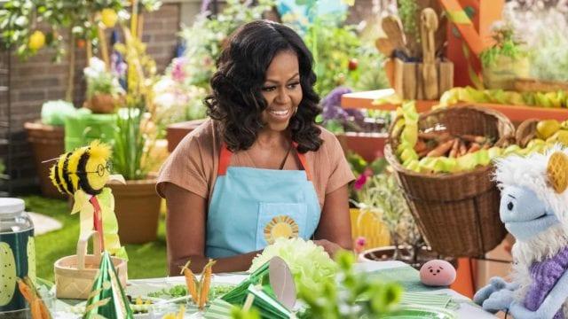 Michelle Obama Netflix