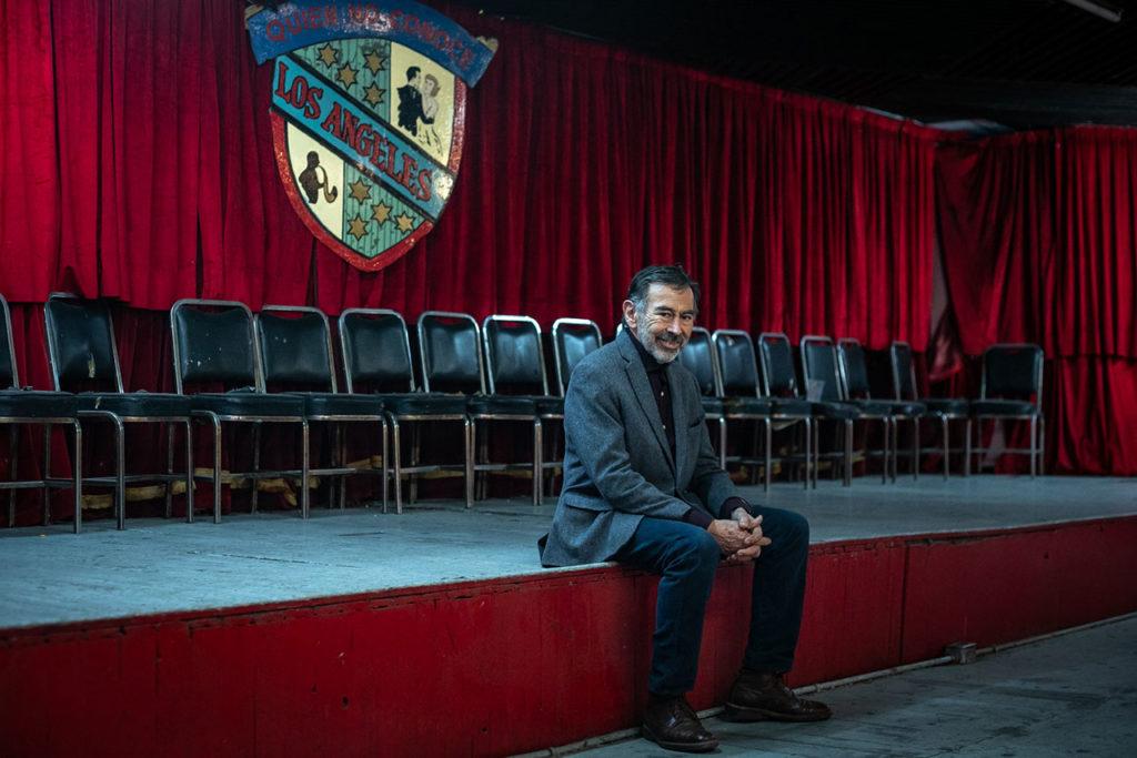 Miguel Nieto director Salon Los Angeles