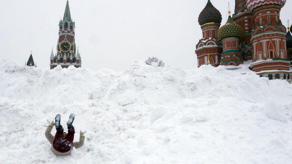 Nevada Rusia