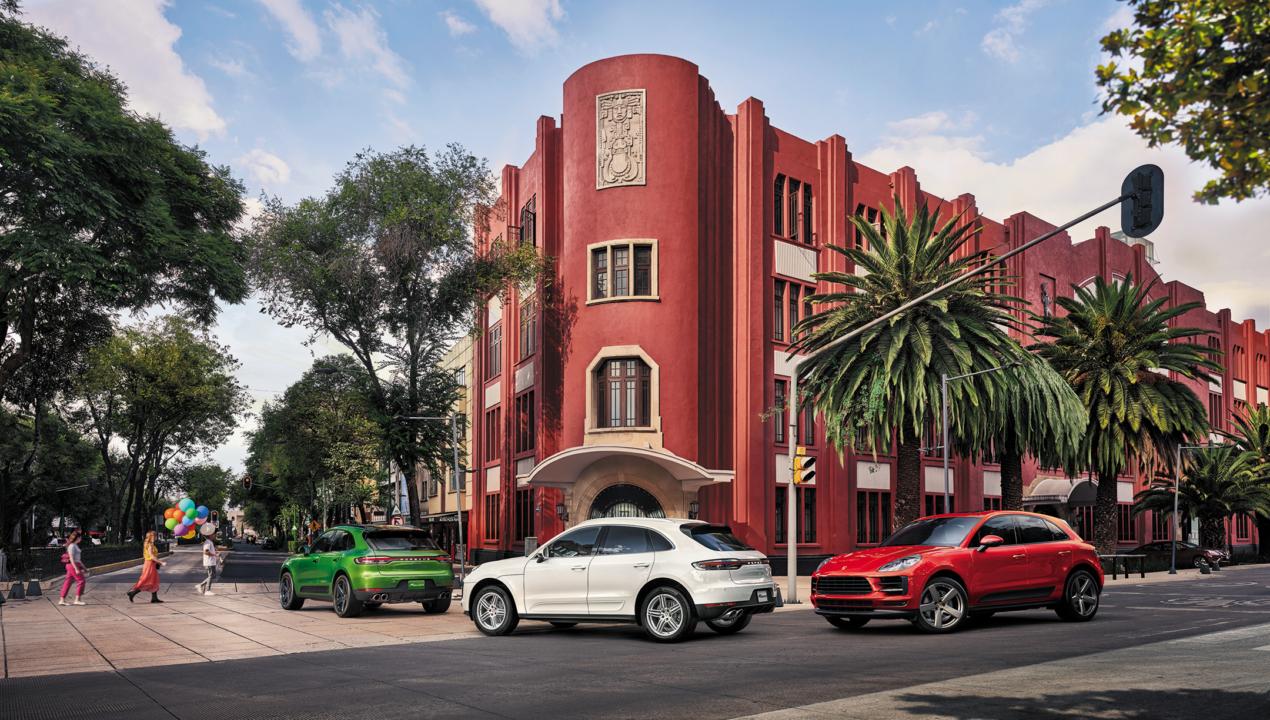 Las SUVs que quieren conquistar a México