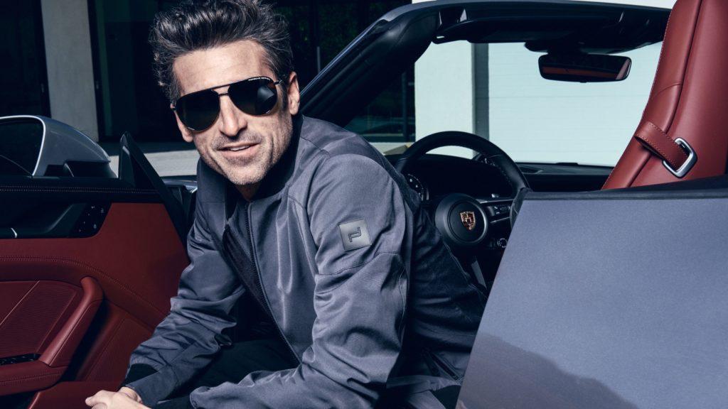 Patrick Dempsey Porsche gafas