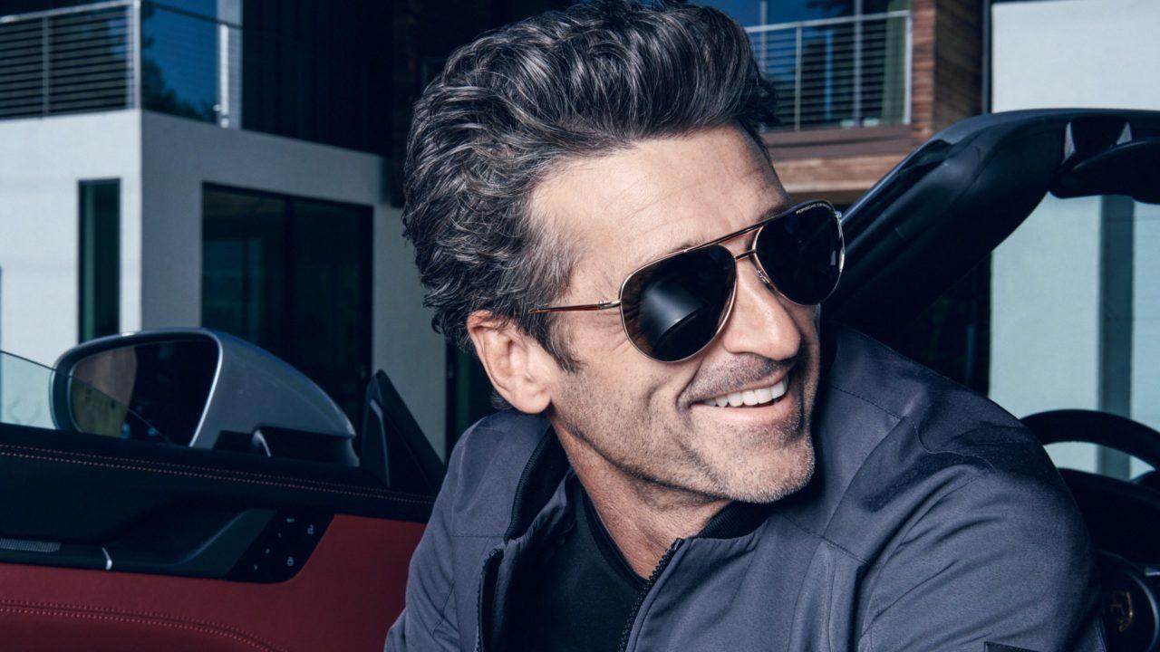 Porsche eleva su estilo elegante y atrevido con Patrick Dempsey