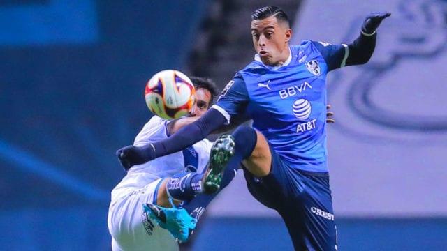 Rogelio Funes Mori Rayados Monterrey